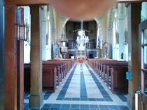 Kostel Staré Hamry