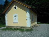 Rodný dům herce Josefa Kronera v obci Staškov
