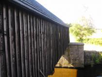 Dřevěný most - Lenora