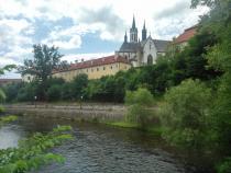Vyšší Brod - klášter