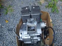 GO motoru - výbrus válců a repase kliky JAWA 350/639