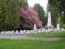 hřbitov pro Rudoarmějce Žilina