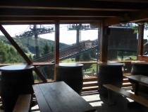 Kohútka - vyhlídková terasa