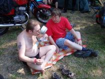 Piknik Jirky a Páji..