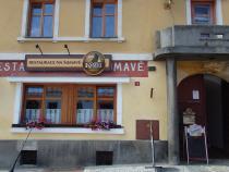 Restaurace na Šumavě