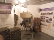 Pěchotní srub - MO-S19 Alej