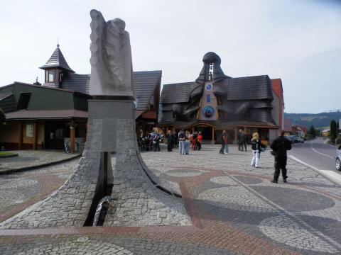 Stará Bystrica - orloj
