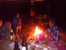 u ohně, u Ohře, u Endyho
